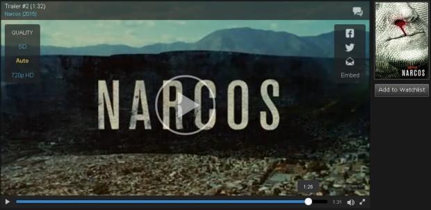 """Netflix's """"Narcos"""": """"Smuggling propaganda into your brain"""". Worrisome."""